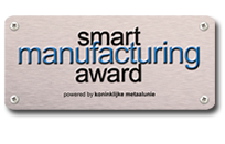Jury Metaalunie Smart Manufacturing Award bekend
